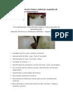 Montagem Textual Por Frases e Palavras