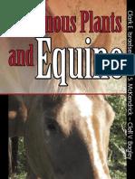 Utah Poisonous Plants and Equine Brochure
