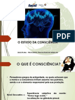 o Estudo Da Consciência