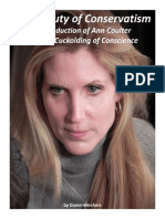 The Beauty of Conservatism The Seduction of Ann Coulter and the Cuckolding of Conscience - Ann Coulter.pdf