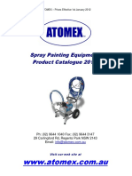 ATOMEX Catalogue 2012