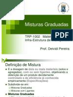 Misturas Graduadas