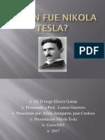 Quién Fue Nikola Tesla (1)