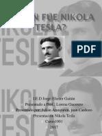 Quién Fue Nikola Tesla (2)
