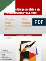 Abstracción Geométrica en Latinoamérica 1934- 1973) [Autoguardado]