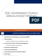 SOEC 2017-18 Budget Presentation