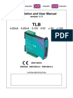 User Manual TLB