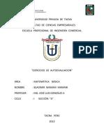 7 Pag Universidad Privada de Tacna Matematica Autoevaluacion