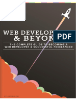 Web Development and Beyond 2017