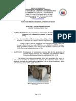 NFPDD 2015-03-1 1st Quarter Report