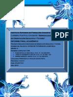 Informe Final Académico