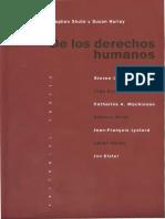 Mayorías y Derechos Humanos