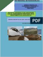 GEOLOGIA DE HUANCAVELICA