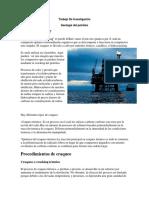 Trabajo de Investigación de Geologia Del Petroleo