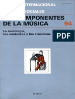 Los Componentes de La Musica