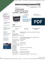 HP LaserJet M1005 Multifunc..