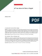 CASTELO- A questao social nas obras de Marx e Engels -Praia Vermelha.pdf