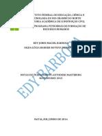 Notas de Treinamento Autodesk Mastering