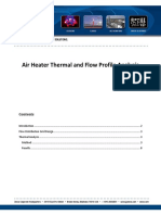 Air Heater Design Report
