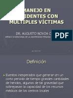 02. Manejo en Incidentes Con Múltiples Víctimas