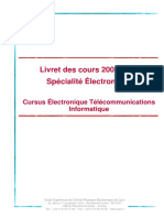 CTI2008 CPE-Lyon LivretCoursETI