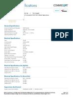 Datasheet MR8518