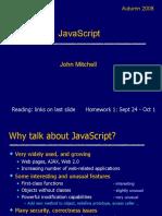 Programming Language-Javascript