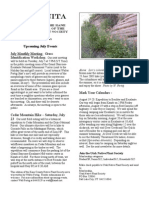 July 2005 Manzanita Native Plant Society Newsletter