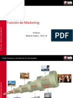 1. Función de Marketing