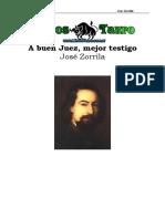 A buen juez mejor testigo José Zorrilla.doc