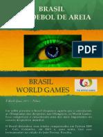 Projeto Brasil World Games
