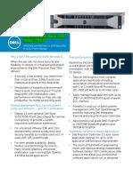 Dell Precision Rack 7910 Spec Sheet