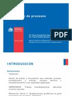 Validacion de Procesos Productivos Chile