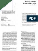 Raschke - Sobre el concepto de movimiento social.pdf