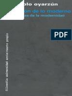 la desazon de lo moderno_oyarzun.pdf