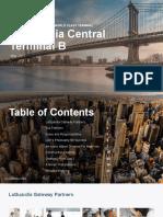 LaGuardia Central Terminal redevelopment plan