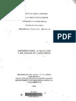 criterios para seleccion de lubricantes 1.pdf