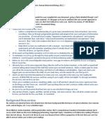 Sapolsky, Robert - Handouts for Human Behavioral Psychology