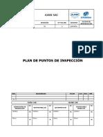 UTUNSA-SGC-PPI-001 Plan de Puntos de Inspeccion