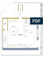 Furniture Layout of Hall - 02.09.2015