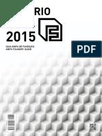 Anuário ABIFA Junho 2015