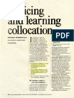 Noticing and Learning Collocation ETP Issue40 Sept 2005