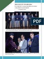 Pharma Ratan Award 2016 Closing Note