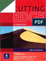 Cutting Edge - Elementary 1