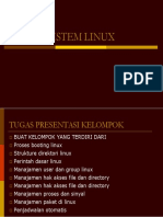 Sistem Linux