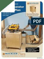 Planos para una caja recolectora de aserrín, Rockler.pdf