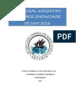 Proposal Showcase 2016