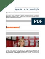 Chasma Apuesta a La Tecnología Propia