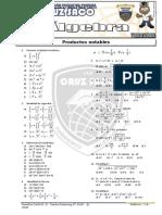 Algebra - 2do Año - II Bimestre - 2014