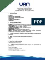 1. Plantilla Anteproyecto Odontologia Uan 2015